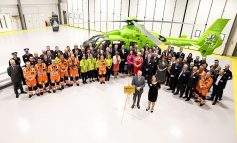 Official Royal opening for Great Western Air Ambulance Charity's airbase