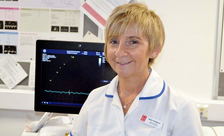 RUH cardiac physiologist wins prestigious 12-month female fellowship