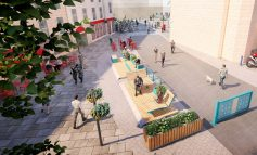 """Parklets"" to be demonstrated as part of Kingsmead Square consultation"