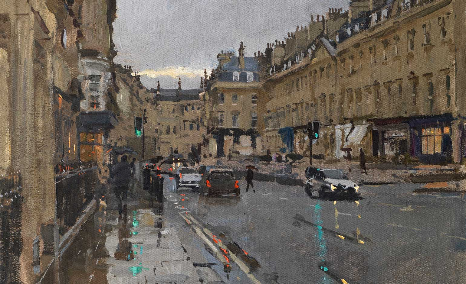 More than 100 paintings and drawings by 'Pete the Street' to go on show | Bath Echo