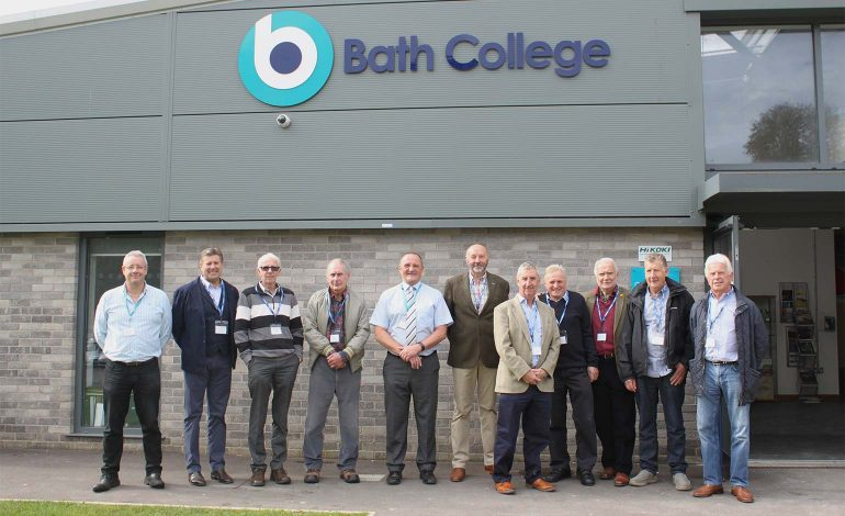 Agricultural Mechanics students return for college reunion after 50 years