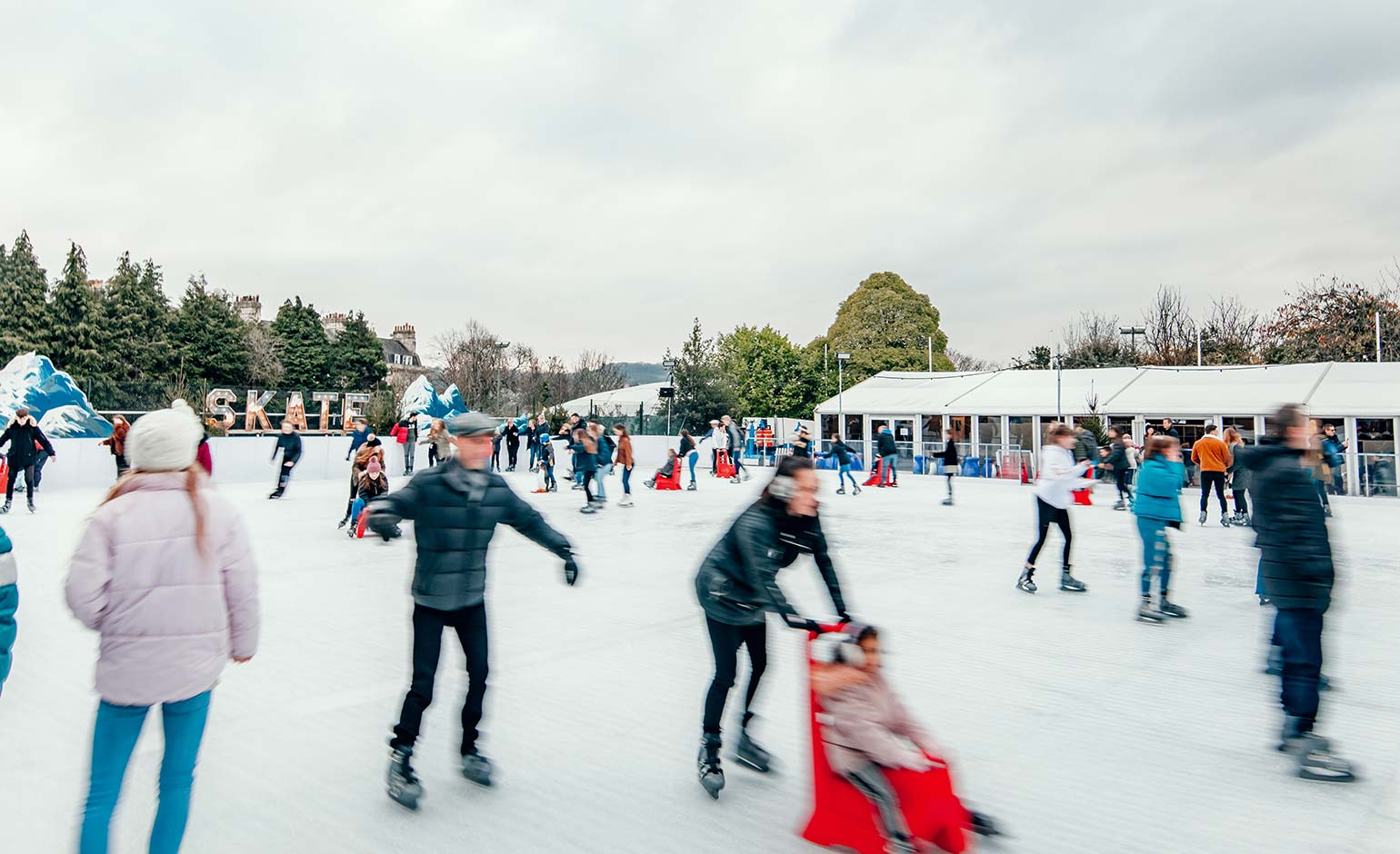 "Popular Bath on Ice attraction set to return for ""better than ever"" eighth year"