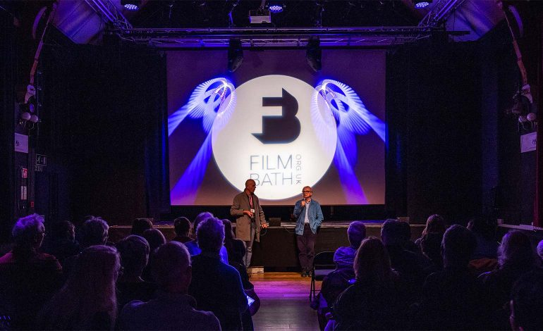 FilmBath Festival's F-Rating sees it shortlisted for major national award