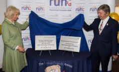 The Duchess of Cornwall officially opens £20m RNHRD Centre at the RUH