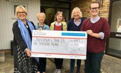 £1000 Quartet grant to benefit Peasedown St John Residents' Association