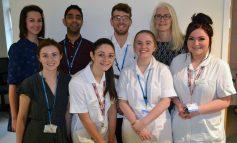Royal United Hospital's Optometry team sets its sights on top national award