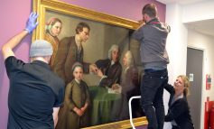 Mineral Water Hospital's historic paintings given new home at the RUH