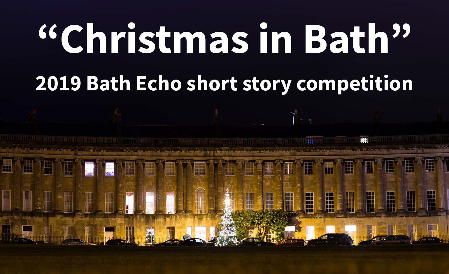 Enter the Bath Echo Christmas short story competition