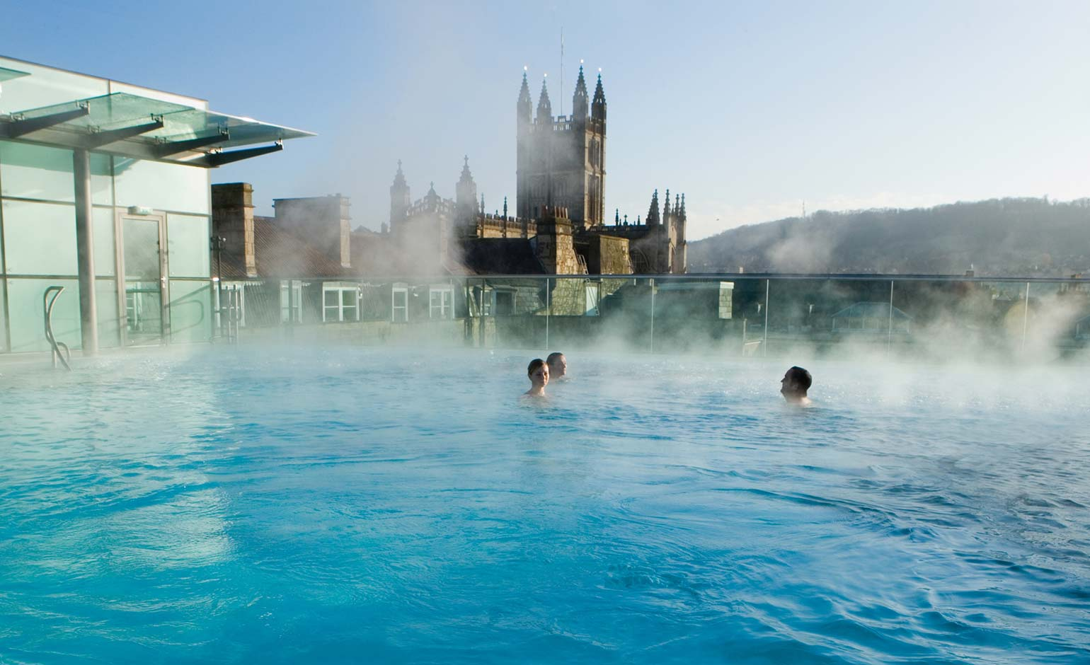 Thermae Bath Spa To Close For Two Weeks For Maintenance And