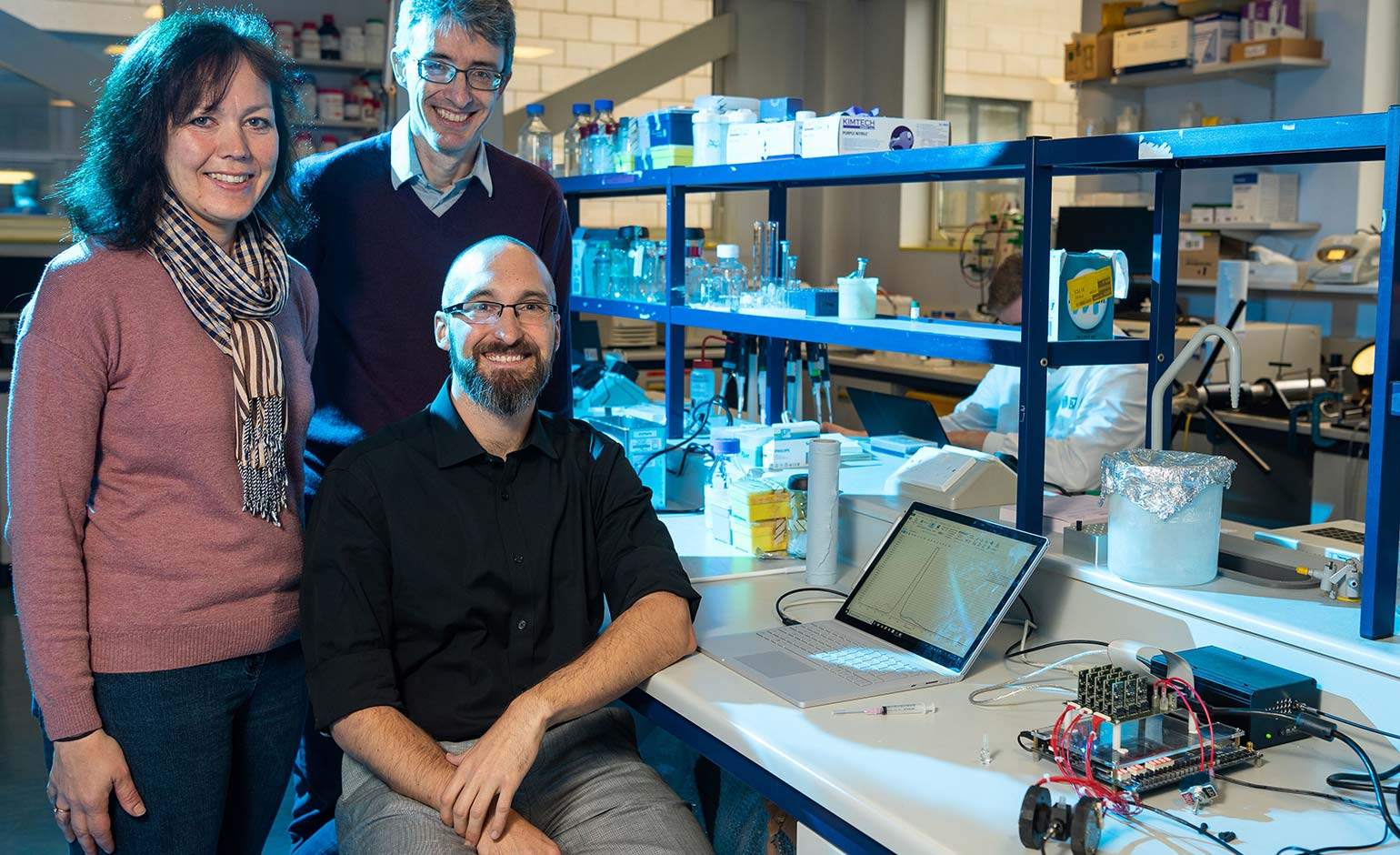 Bath scientists invent world's first on-the-spot test for synthetic drug 'spice'