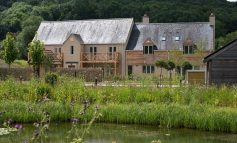 First new homes completed in exclusive development at former Freshford Mill