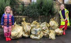 "Communities across Bath thanked for their ""fantastic litter picking efforts"""