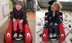 Volunteers to race against the clock to build 'Wizzybug' powered wheelchair