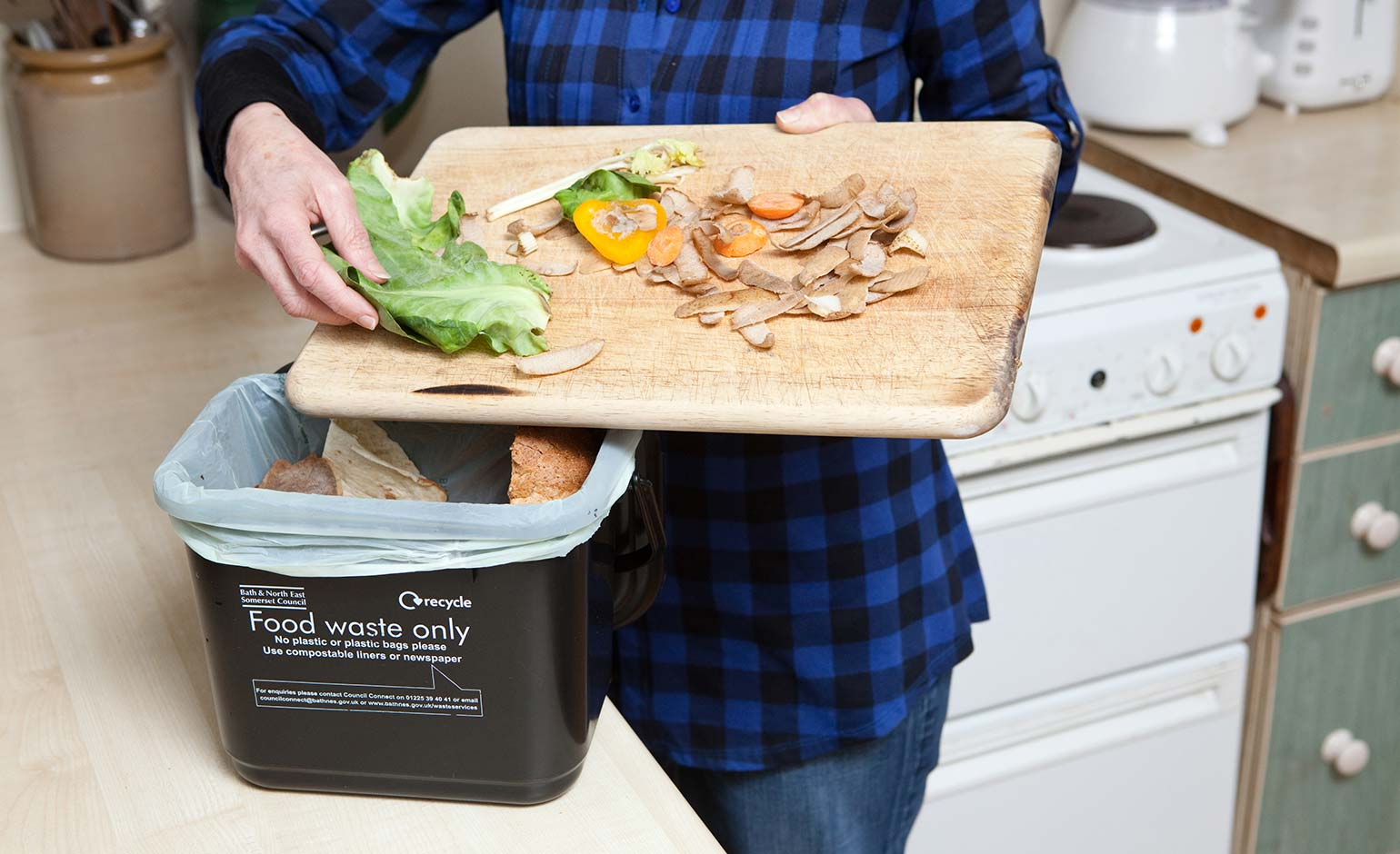 Food waste collections being expanded to encourage more recycling