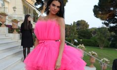 Outfit worn by Kendall Jenner named as Fashion Museum's Dress of the Year
