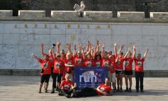 Adventurous locals raise £30k for RUH by trekking the Great Wall of China