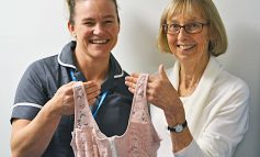 Stella McCartney bra donation helps support RUH's breast cancer patients