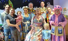 Pantomime treat for young patients and families at RUH's Children's Ward
