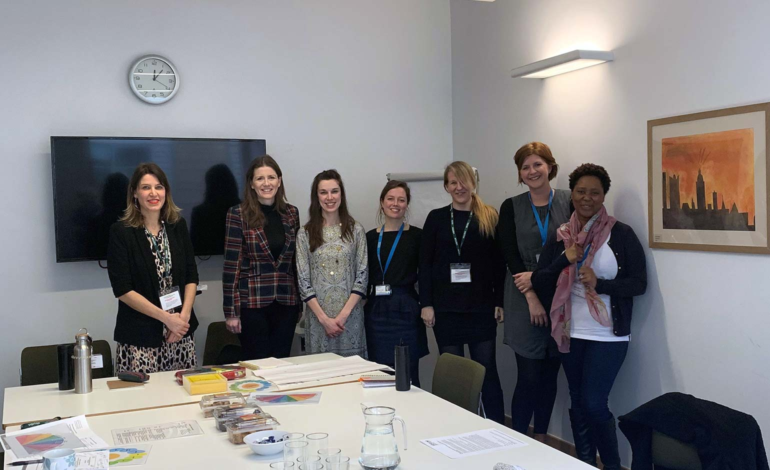 Children's minister meets social workers in Bath & North East Somerset