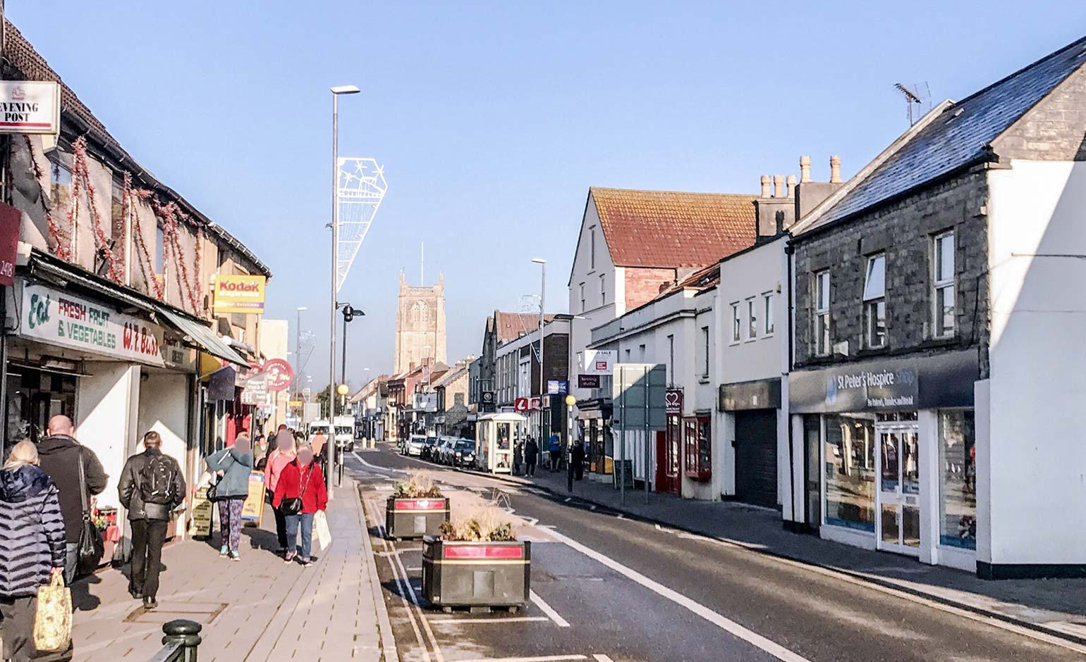 Temporary closure of Keynsham High Street planned to help social distancing