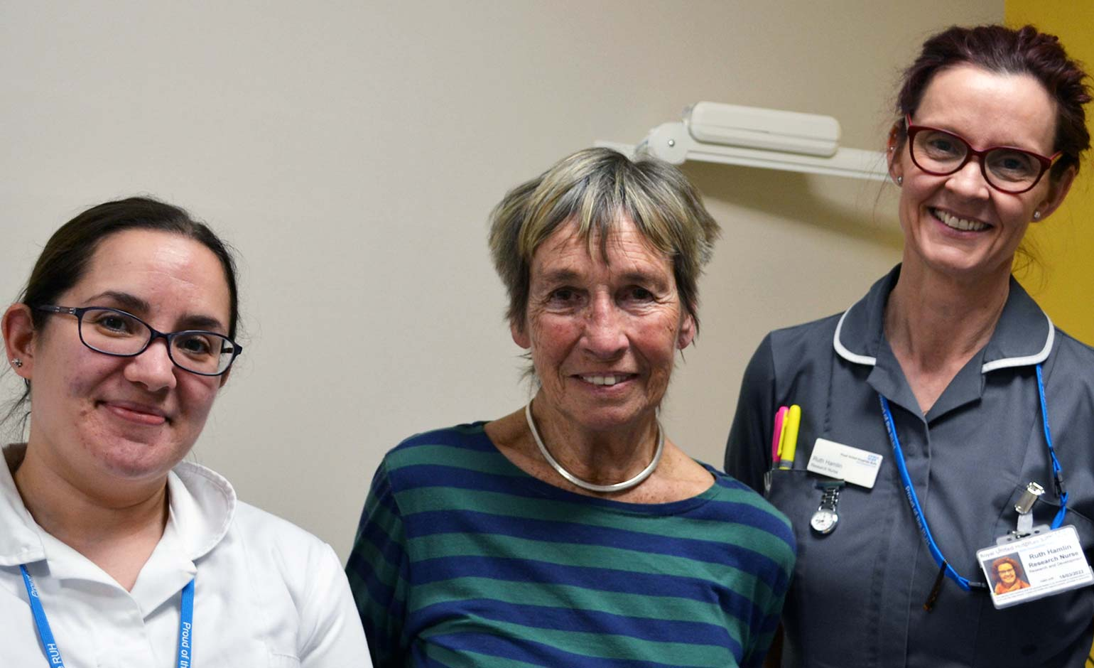 Royal United Hospital recruits first patient to £2.1m Parkinson's disease trial