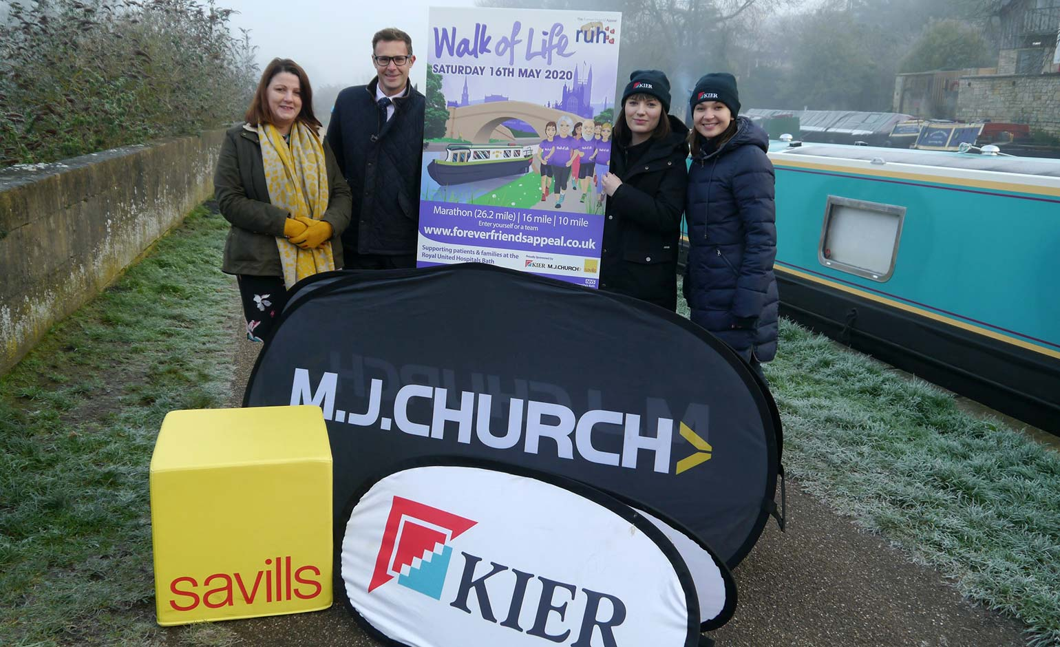 Local businesses to sponsor The Forever Friends Appeal's Walk of Life event
