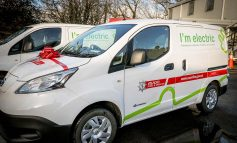 Avon Fire & Rescue Service introduces electric vans into its vehicle fleet