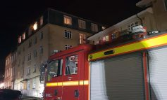 Investigation underway and appeal launched after unexplained fire at Bath flats