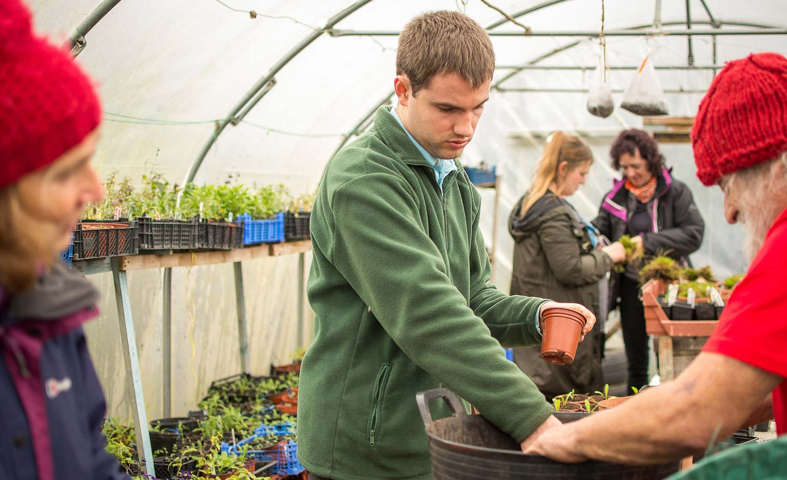 New Grow Your Own Soup campaign launched with Bath City Farm | Bath Echo