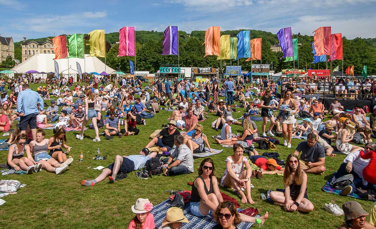 Bath Recreation charity set to support the popular Bath Festival for 2020