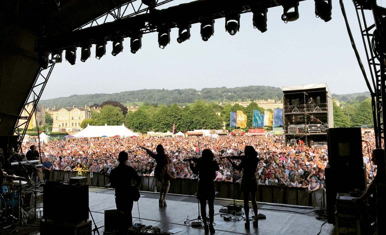 Bath Festival Finale Weekend event rescheduled to the start of August