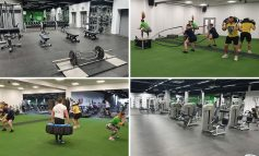 New functional fitness area opens at the Bath Sports and Leisure Centre