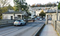 Work set to get underway at Bath's Cleveland Bridge ahead of full closure