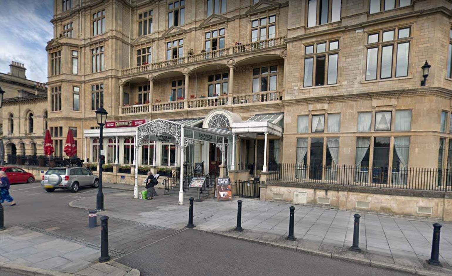 £1 million refurbishment of Garfunkels restaurant in Bath allowed on appeal