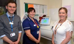 Youngsters at the RUH in Bath to benefit from latest blood analysis technology