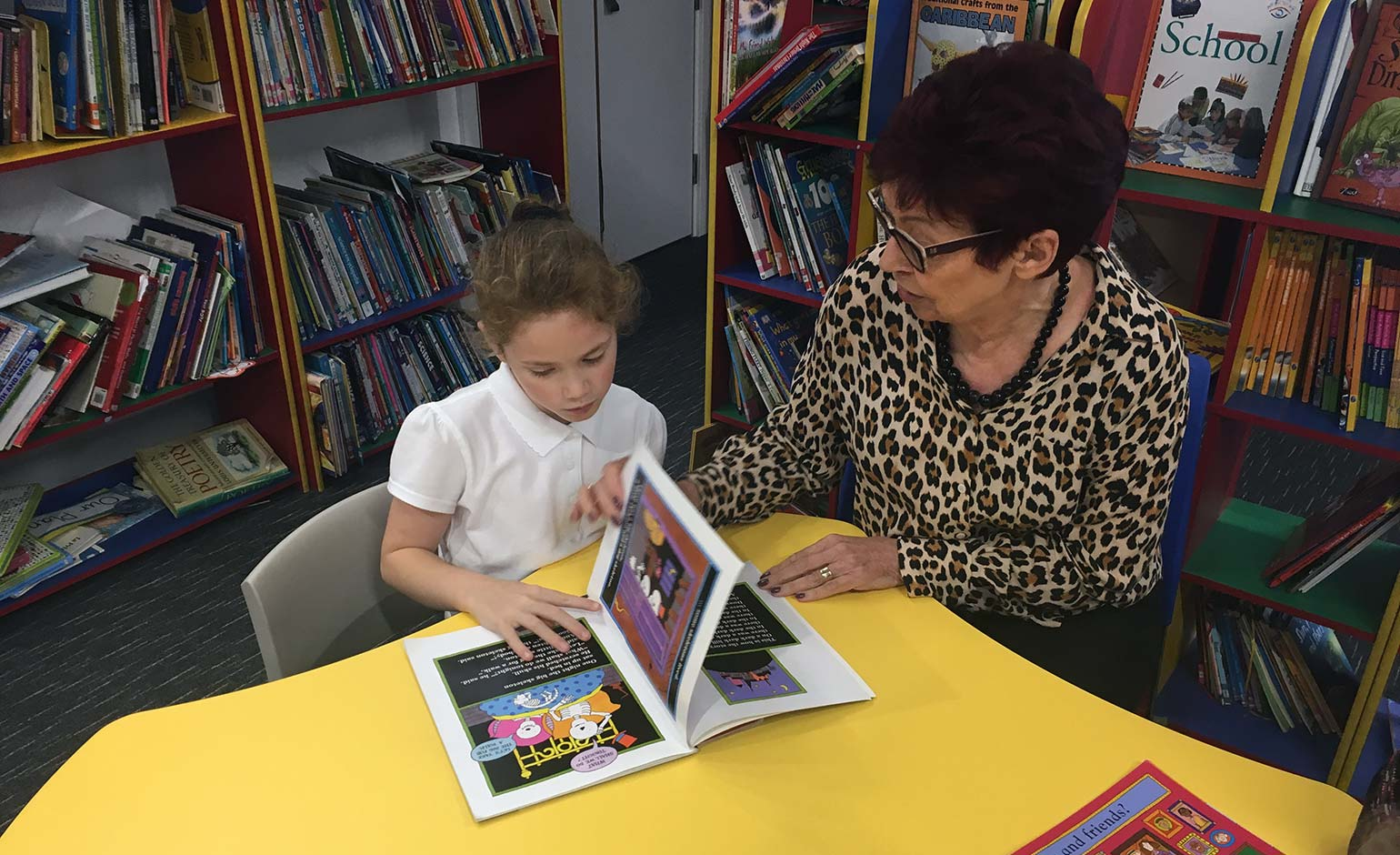 Charity receives funding to provide reading programme in primary schools