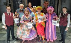 Theatre Royal pantomime audiences raise over £5k during Charities Week