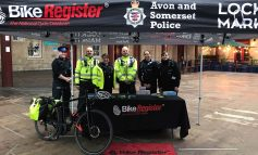 Over 50 bikes marked during successful crime prevention event in Bath