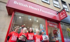 Students' unwanted items raise over £500k for the British Heart Foundation