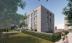 Curo partners with Mi-Space to transform blocks of flats at Bradford Park