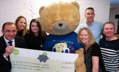 Curo charity partnership raises over £35,000 for The Forever Friends Appeal
