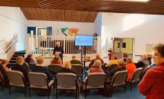 Peasedown St John residents celebrate opening of Hive Community Centre