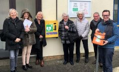 Life-saving device installed at Peasedown library thanks to councillor cash