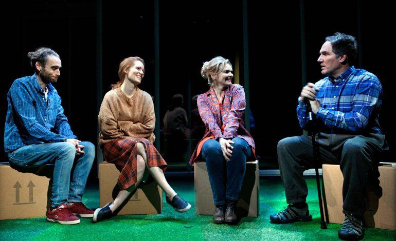 Review | The Realistic Joneses - The Ustinov Studio, Bath
