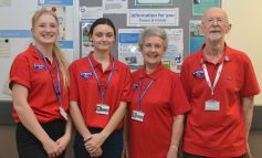 More volunteers being sought to help out at RUH's Emergency Department