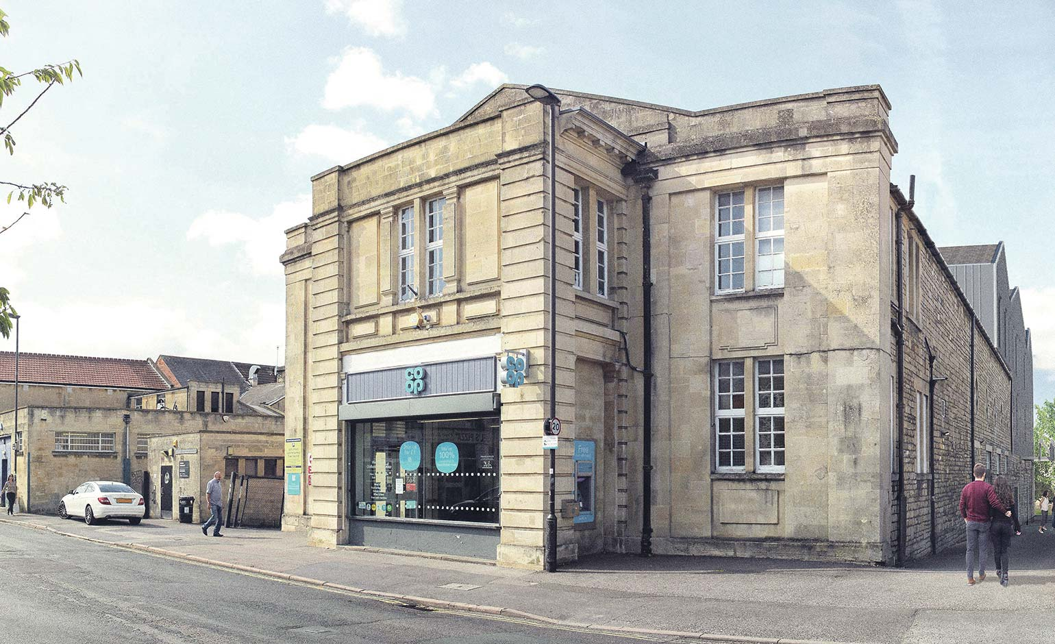 Plans for student housing and upgraded Co-op store at former cinema unveiled