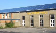 LED lighting to be installed at Saltford Hall thanks to councillor funding award