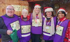 Charity chalets at last year's Bath Christmas Market help raise over £26,000