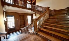 Restored staircase opens at Dyrham Park as £10m project gets underway