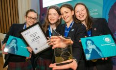 Team of students from King Edward's School crowned cyber champions